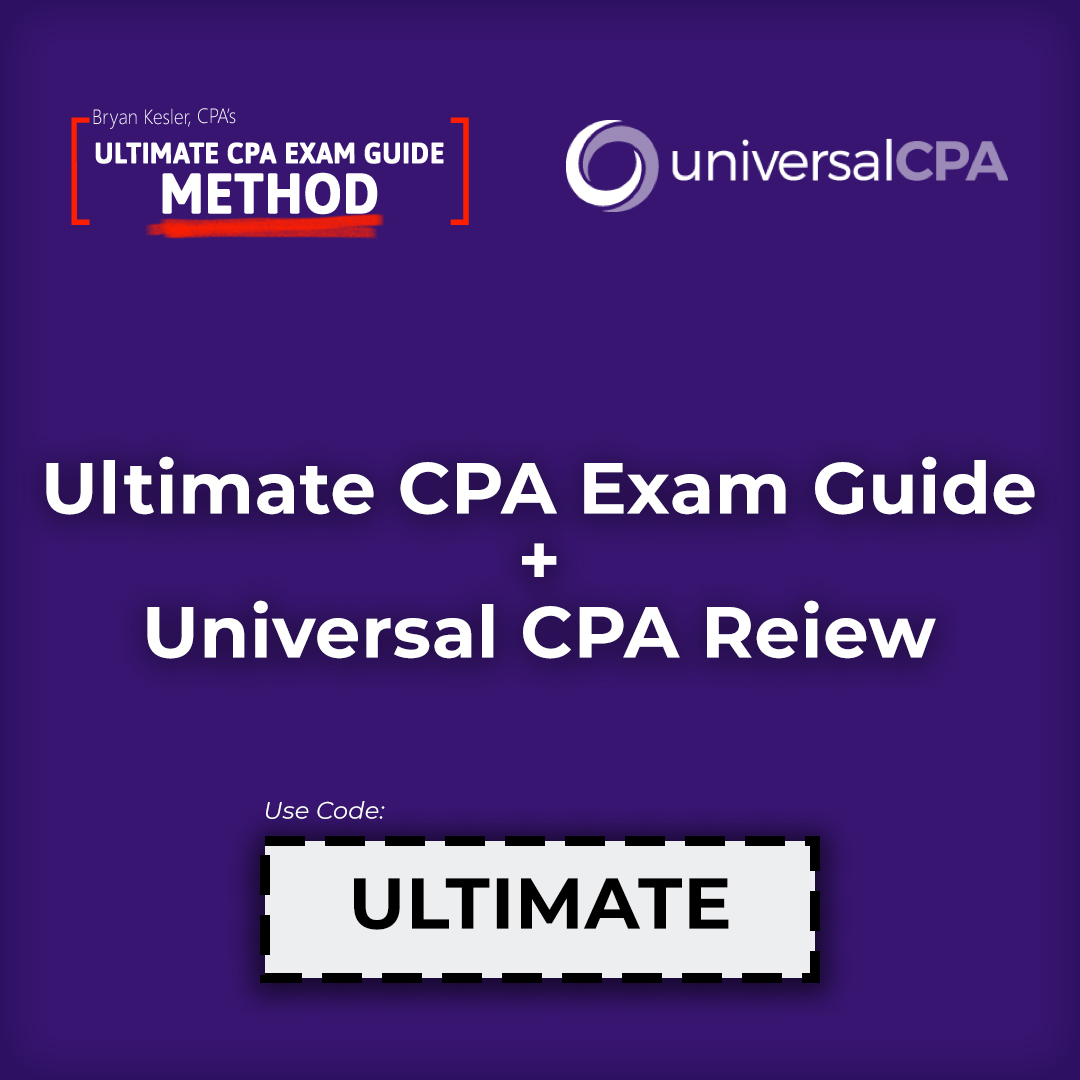 Universal CPA Review and Ultimate CPA Exam Guide